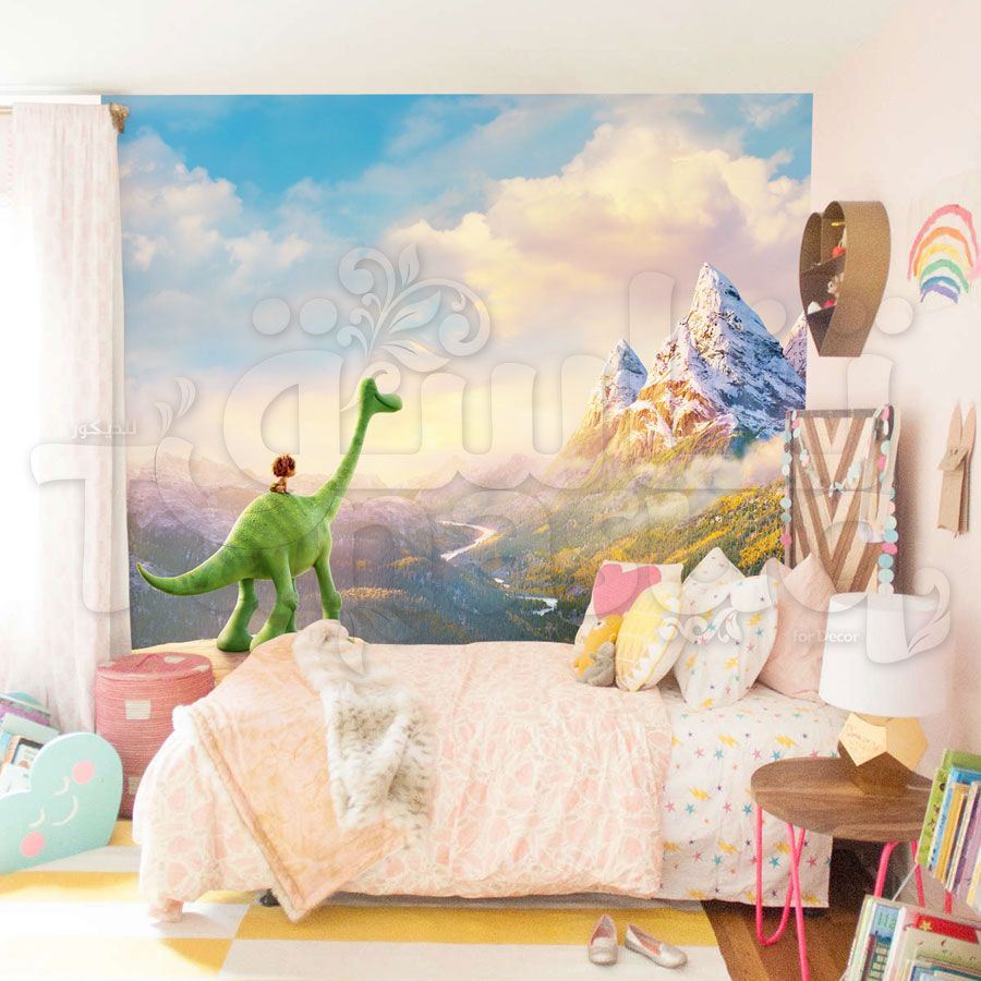 The Good Dinosaur Wallpaper ورق جدران الديناصور اللطيف The Good Dinosaur Color Combinations Painting