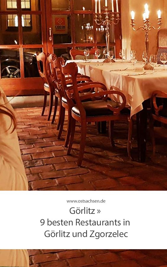 Unsere 9 besten Restaurants in Görlitz und Zgorzelec