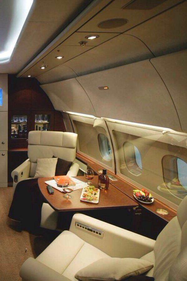 le jet priv de luxe en 50 photos aviation pinterest. Black Bedroom Furniture Sets. Home Design Ideas
