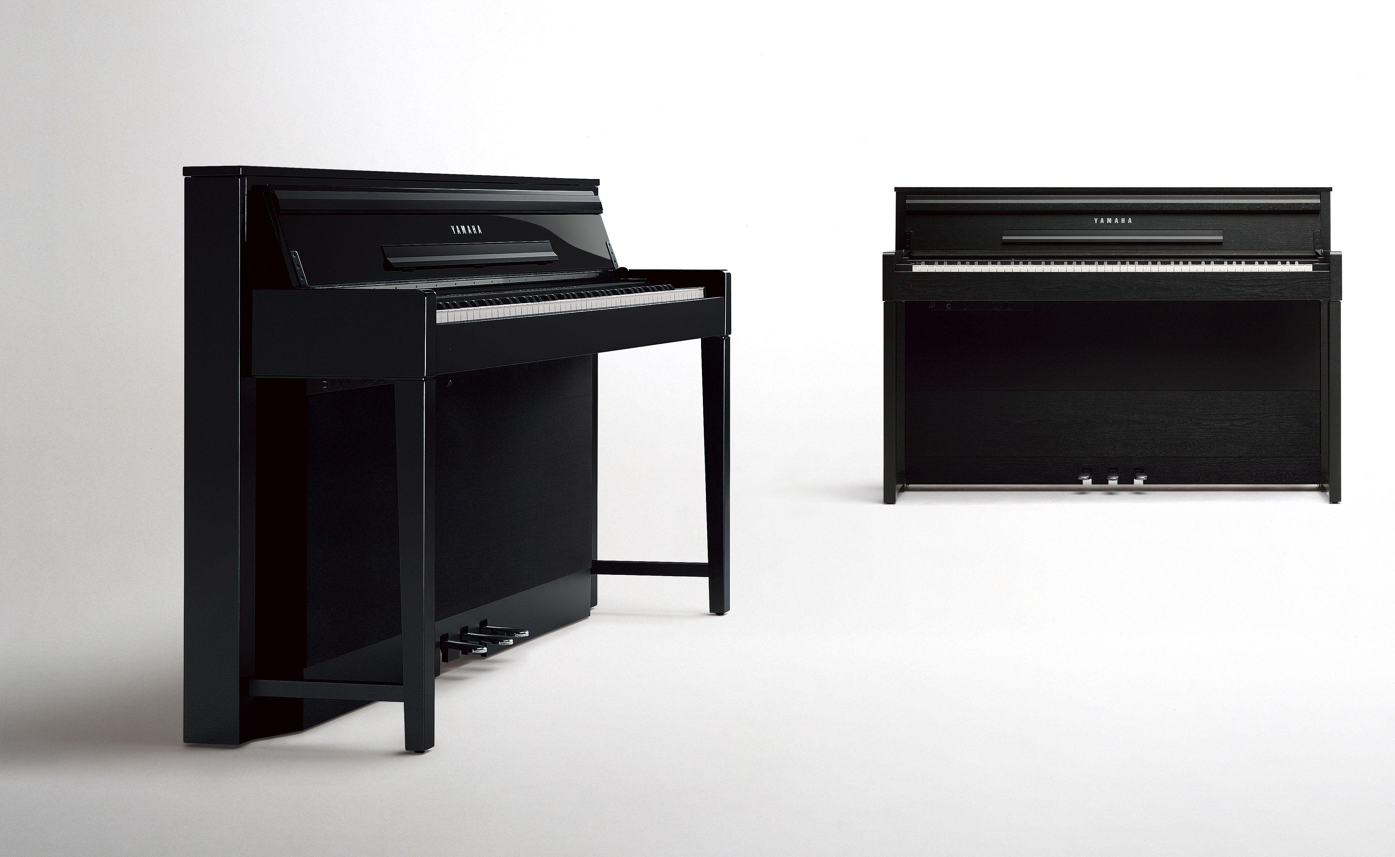 Clp Mobili ~ Clavinova cvp 509 digital piano in polished ebony finish