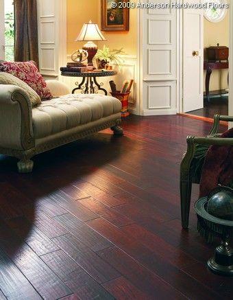 Anderson Hardwood Flooring, Appalachian Brand, Casitablanca Collection in Galleon
