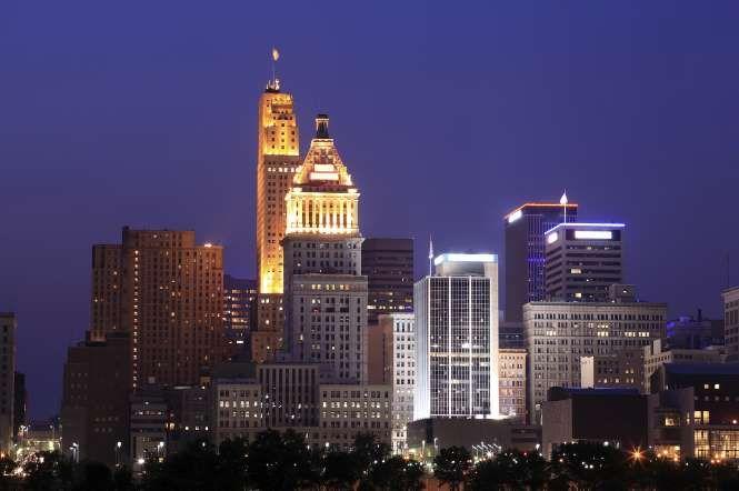 Cincinnati skyline. - Jeremy Edwards/Getty Images   Home ...