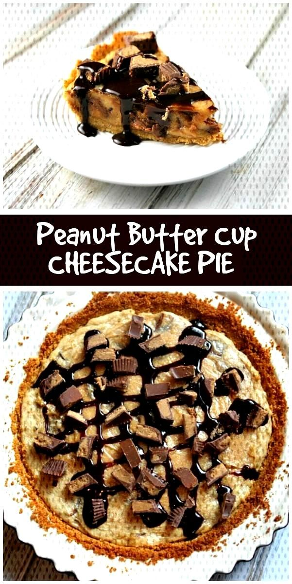 Food Photography Peanut Butter Cup Cheesecake Pie Food Photography Peanut Butter Cup Cheesecake P