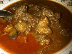 Gulai Daging Kawah   Recipe (With images)   Cooking ...