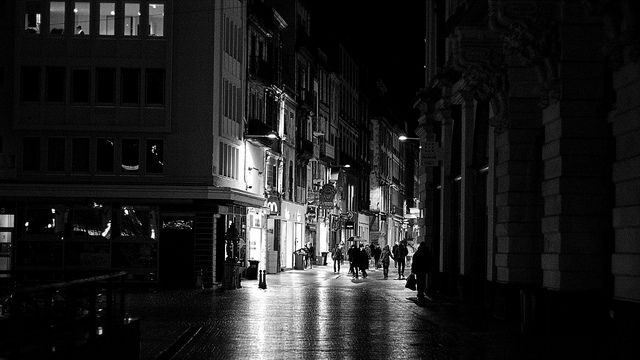 night walk | Flickr - Photo Sharing!