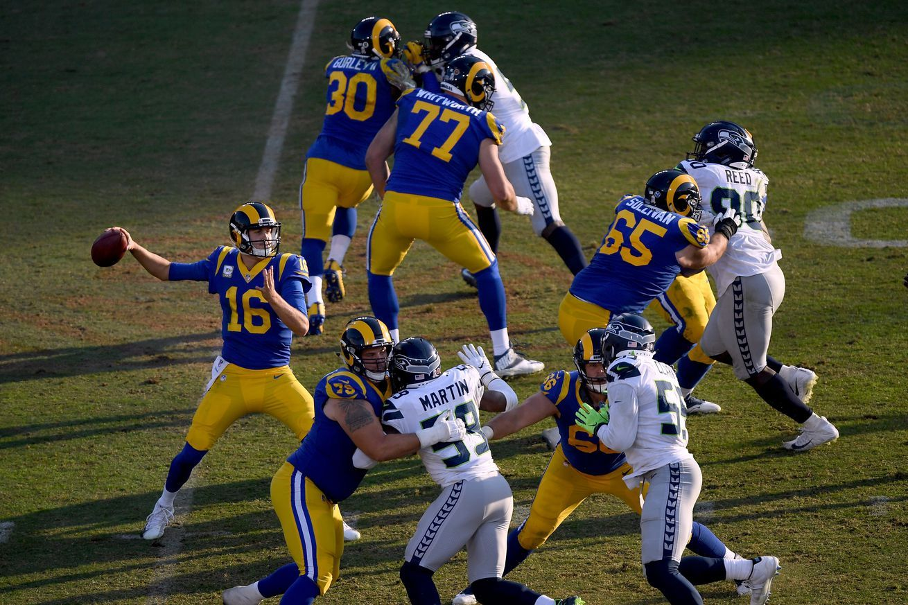 Rams Give Jared Goff 4 Year 134 Million Contract Extension Nfl News Nfl Update Nfl Nfl Slash Jared Goff Sean Mcvay Nfl Season
