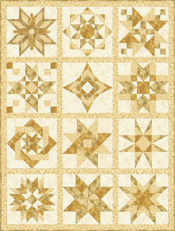 Twelve 18 Star Blocks Httppamsclubmain Store Menu13 E