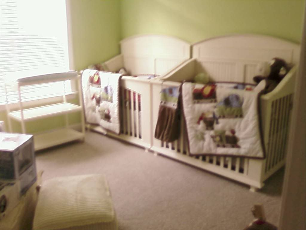 convertible cribs for twins