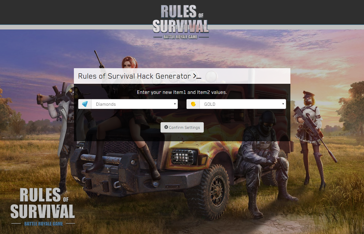 Pin On Rules Of Survival Hack Download