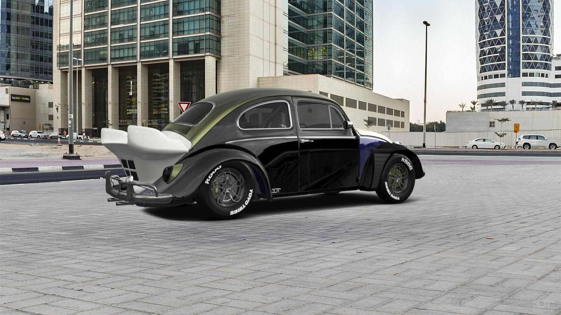 Checkout My Tuning Volkswagen Beetle 1964 At 3dtuning 3dtuning