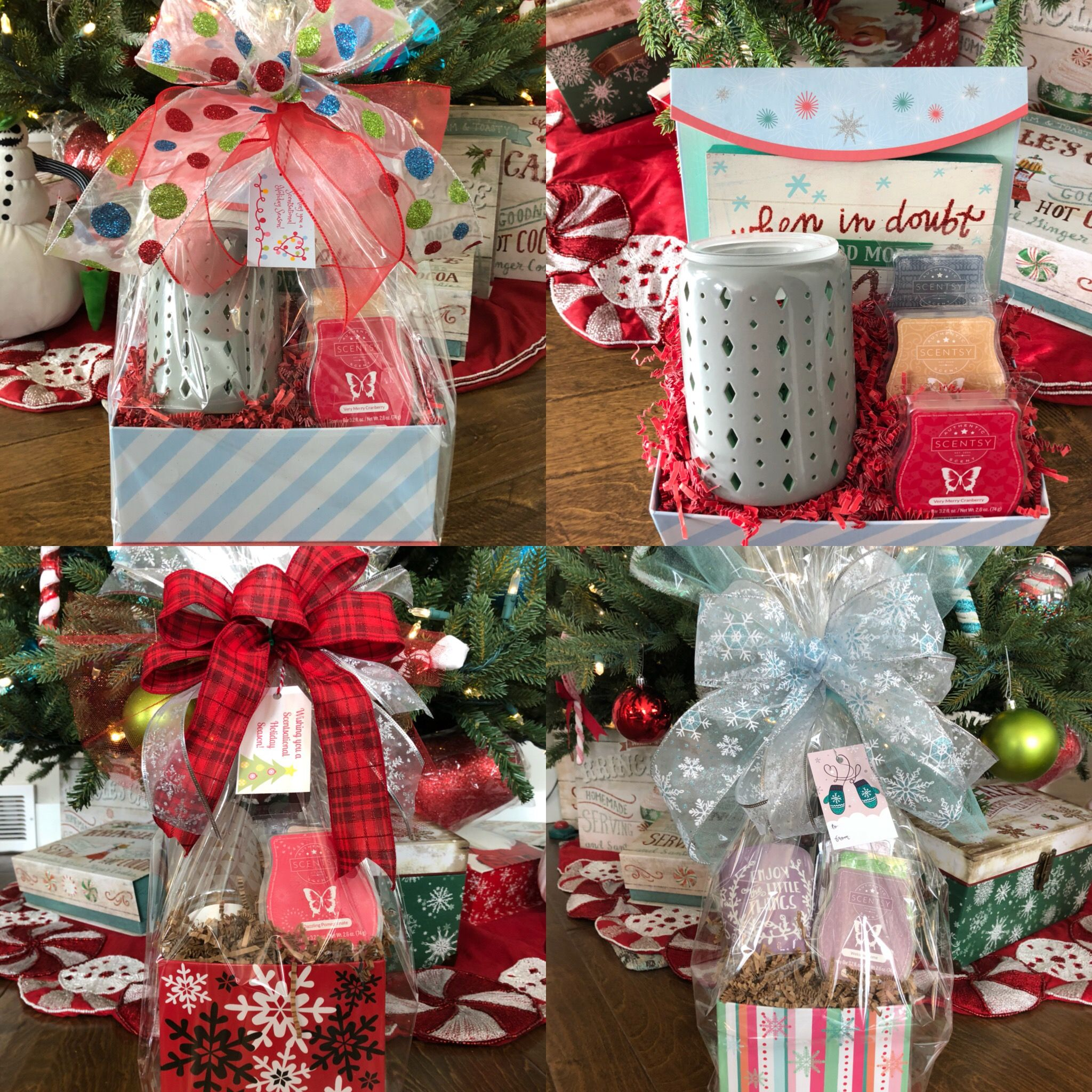 Scentsy Gift Sets Www Therightscent Com Christmas Bundle Gifts Scentsy Sample Ideas Scentsy Hostess