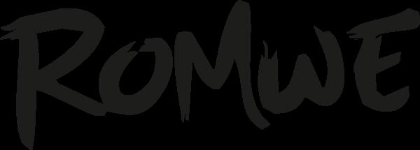 Romwe Logo | Clothing Company Logos | Pinterest
