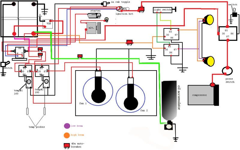 Diagram  Can I Install A Higher Output Alternator Wiring