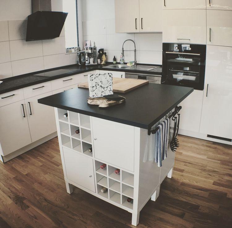 Ikea Kücheninsel / Kochinsel selfmade | Kücheninsel ikea ...