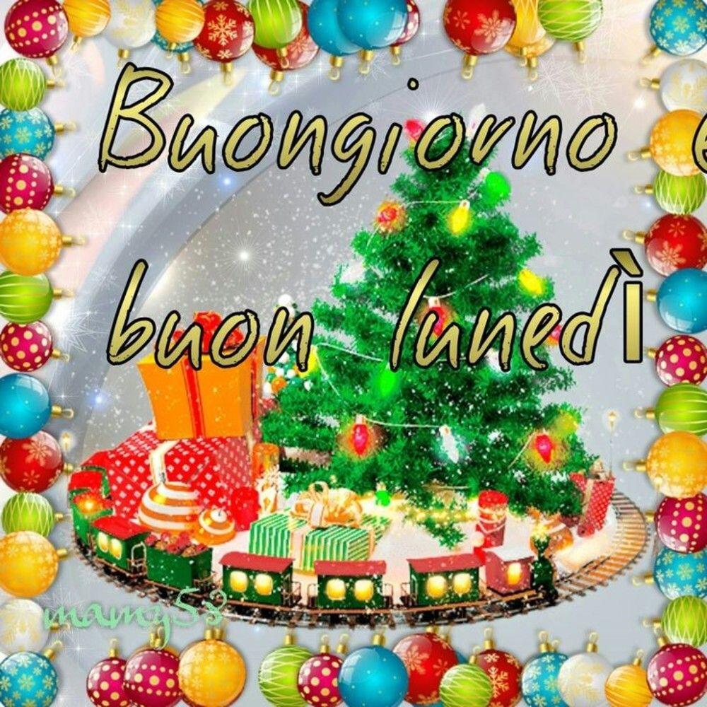 Immagini Buon Lunedi Invernali Natale Fotowhatsapp It