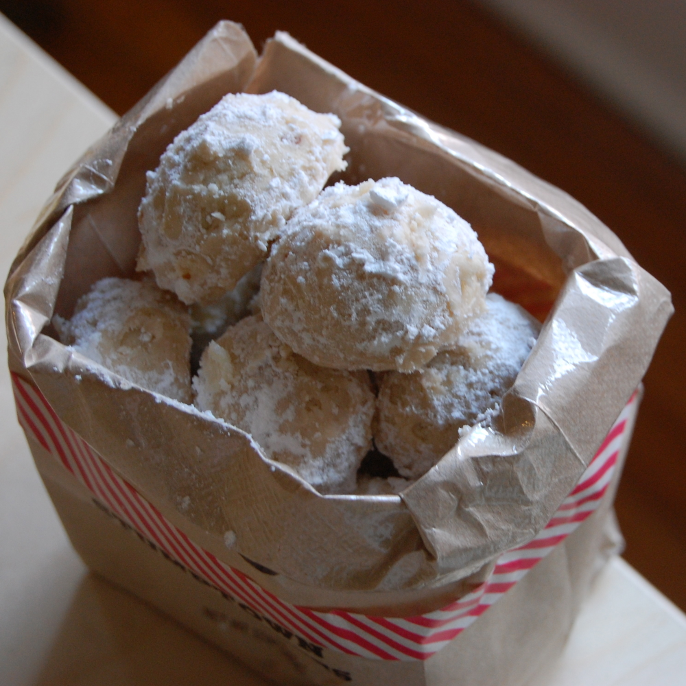 Almond Mexican Wedding Cookies Recipe Mexican wedding