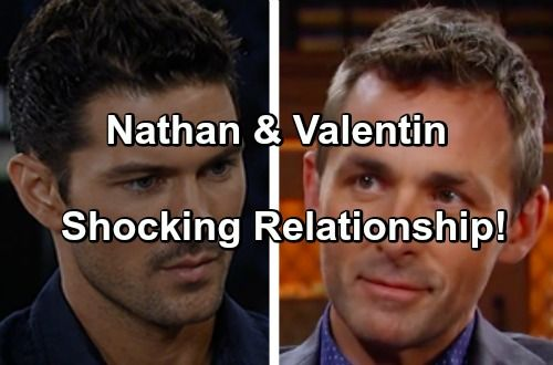 General Hospital Spoilers Valentin And Nathan Related Shocking Clue Provides Evidence General Hospital General Hospital Spoilers Soap News