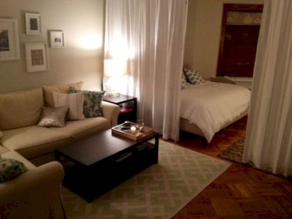 65 Best Studio Apartment Decorating Ideas 12