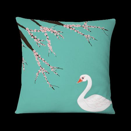 Compre Cherry Blossom de @juzimmermann em almofadas de alta qualidade. Incentive artistas independentes, encontre produtos exclusivos.