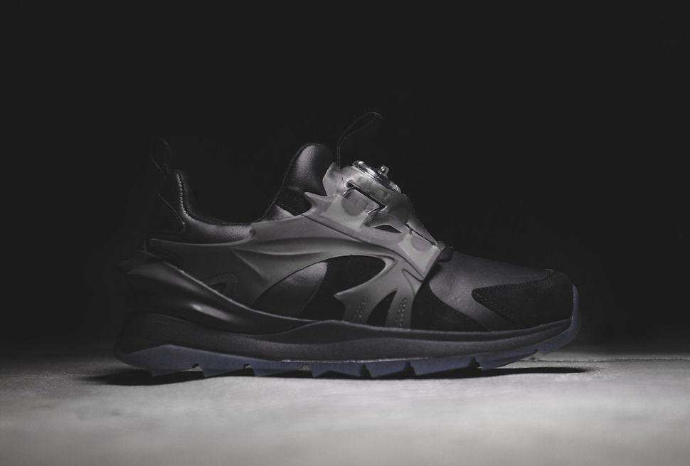 "Puma Disc Swift Tech ""Blackout"""