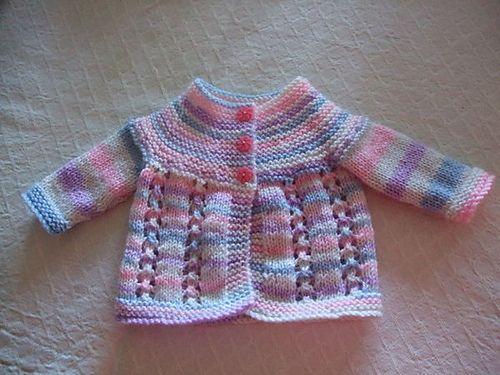 Bella Baby Jacket Pattern By Marianna Mel Knittingcrochet