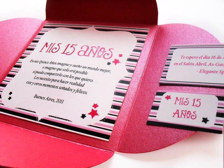 Tarjeta Para 15 Nuevas Poemas Para Quinceañeras Frases