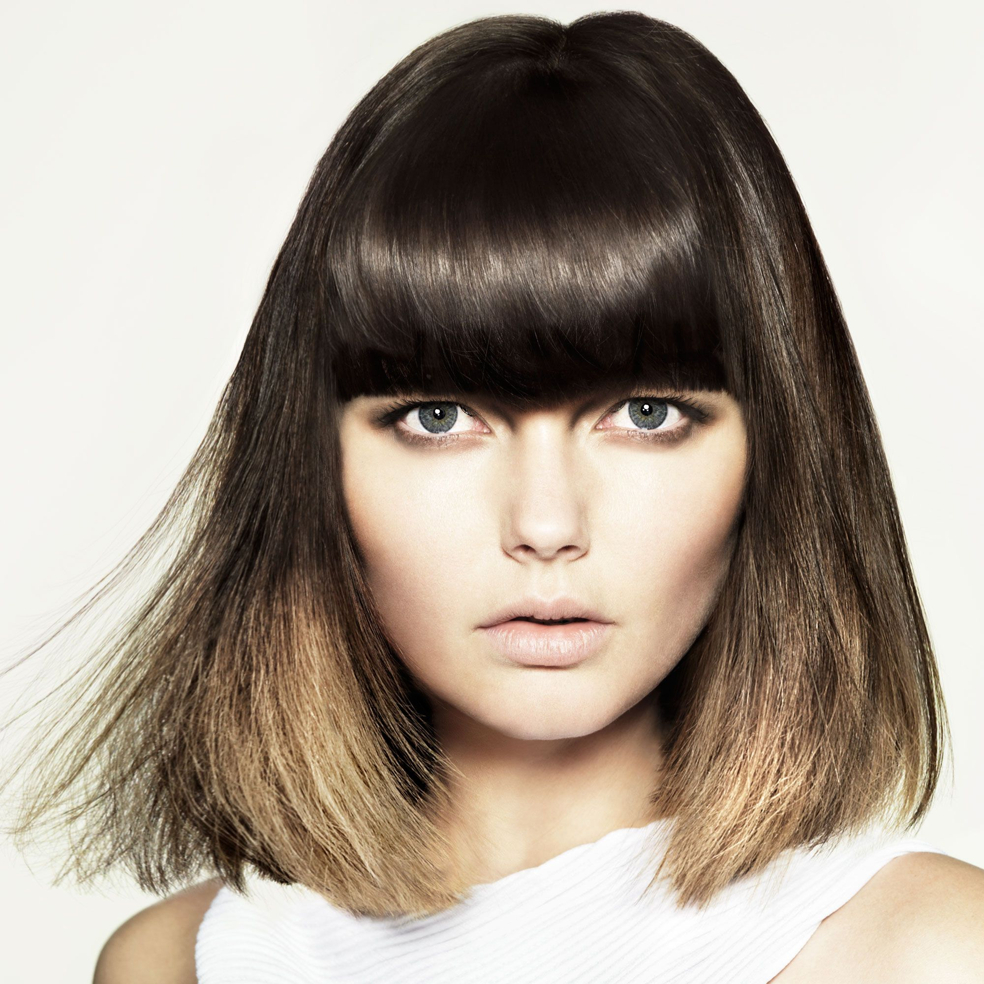 Fringe Hairstyles Hair Pinterest Fringe Hairstyles Thick