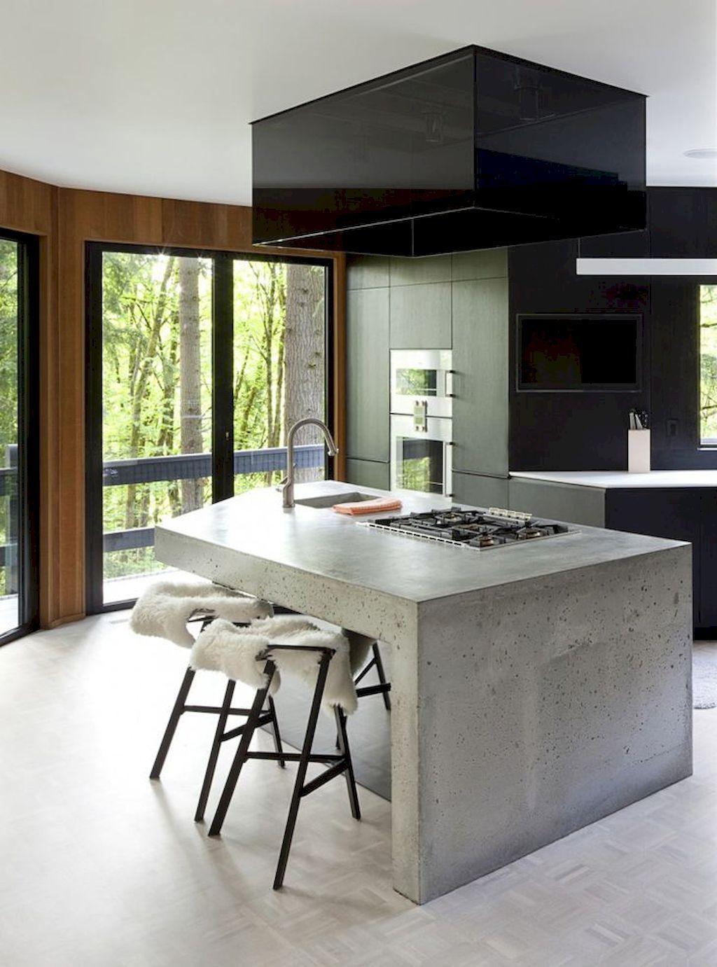 Best 64 Beautiful Black White Kitchen Designs 56 Kitchen 400 x 300