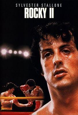 Rocky Ii Rocky Ii Peliculas Posters Peliculas