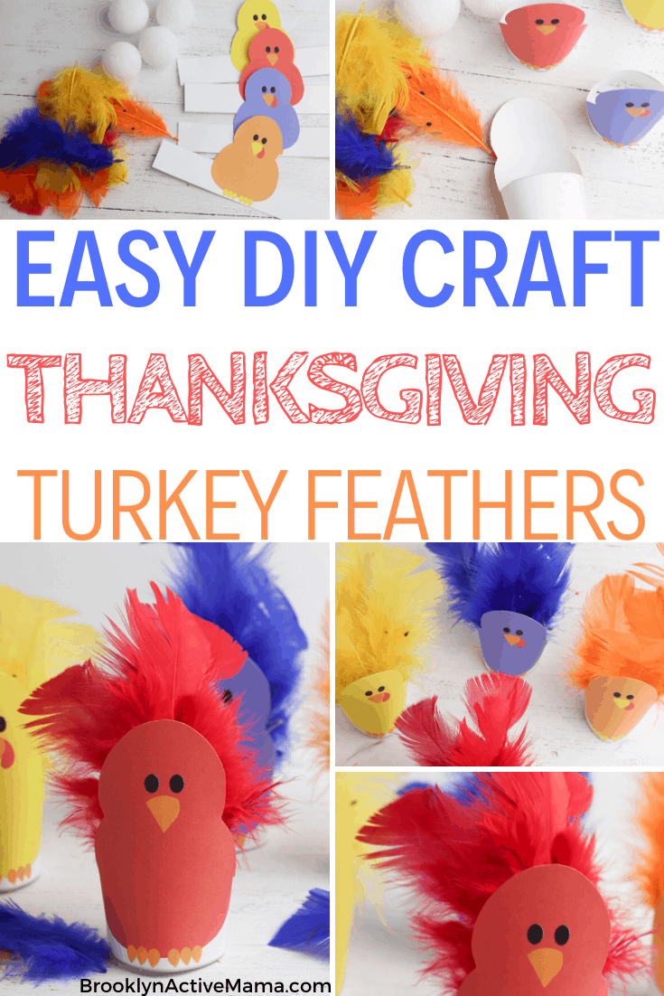 Photo of Easy DIY Thanksgiving Craft For Kids: Turkey