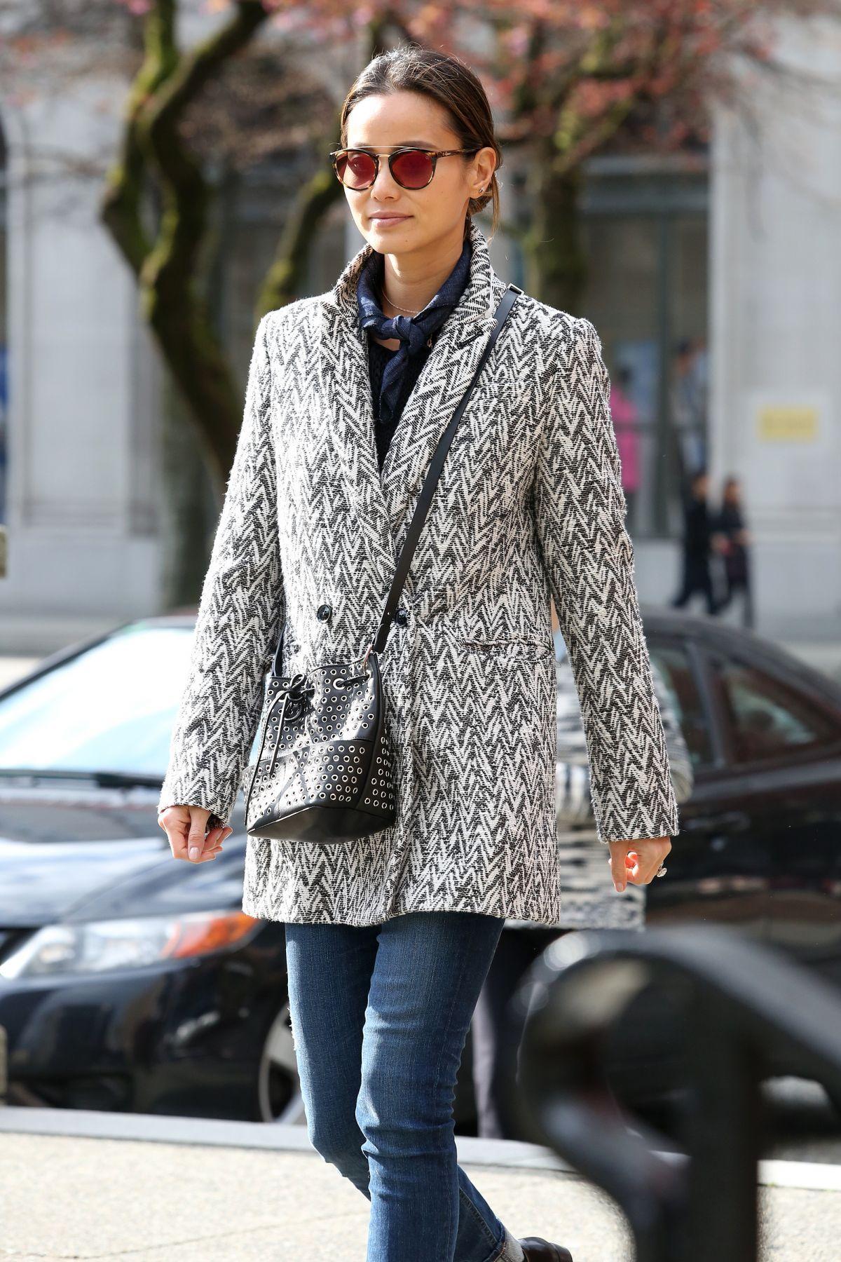Jamie Chung's coat