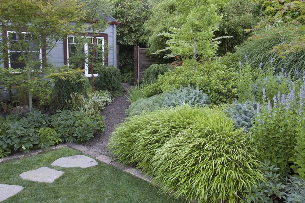 Mosaic Gardens Landscape Design Build Eugene Coos Bay Oregon