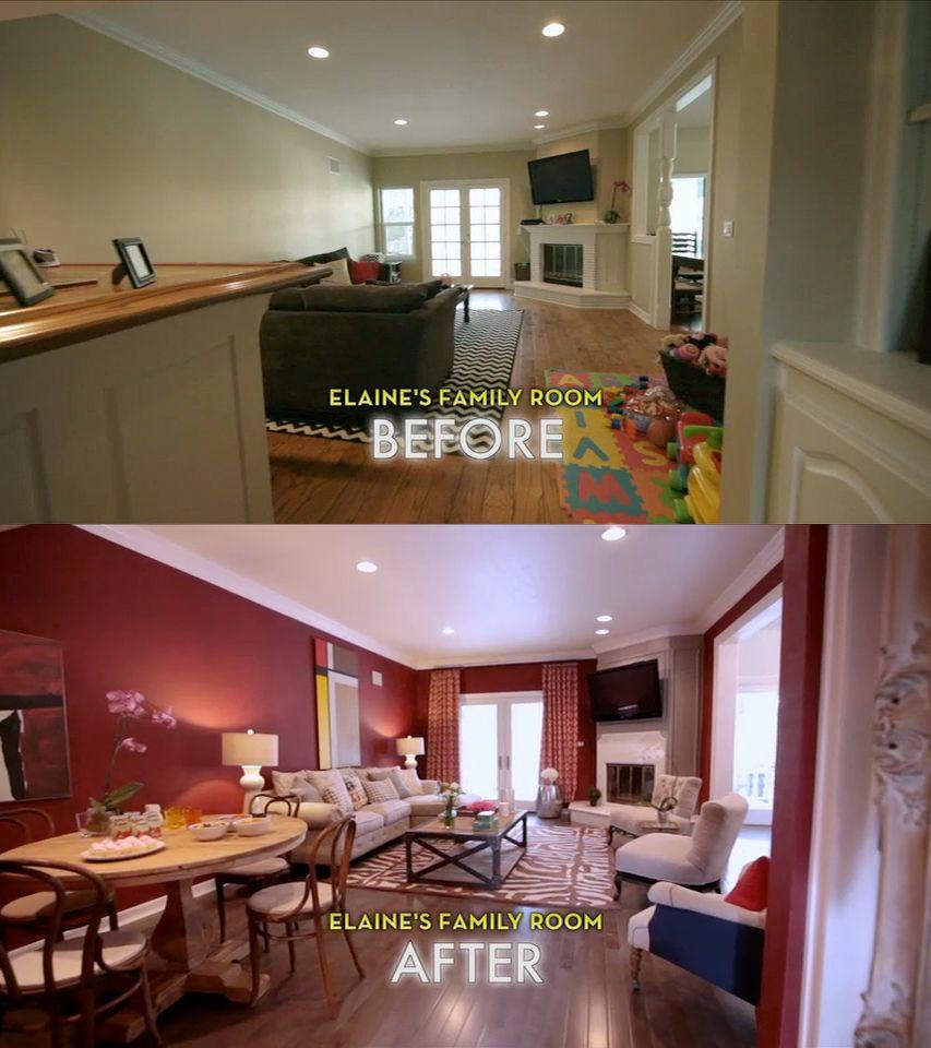 #Dreambuilders Designer Elaine's Re-designed #livingroom