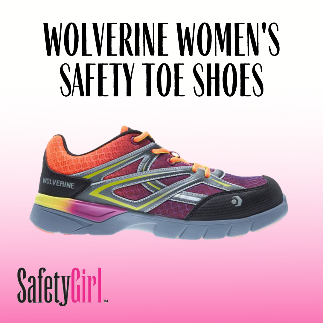 Safety toe shoes