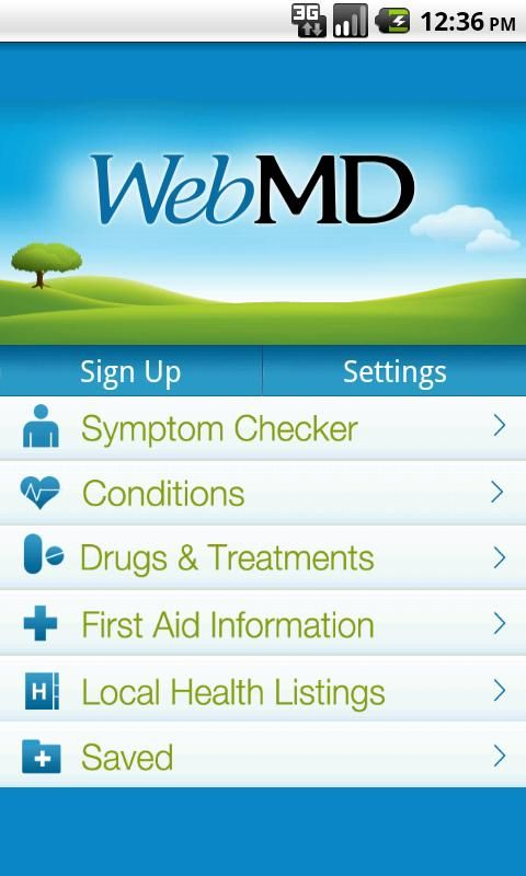 for Android, iPhone and iPad Medical prescription, First