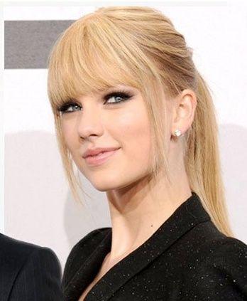 sleek hair and makeup