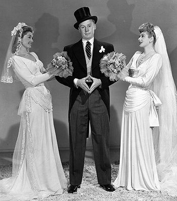 Easy To Wed Esther Williams Van Johnson And Lucille Ball