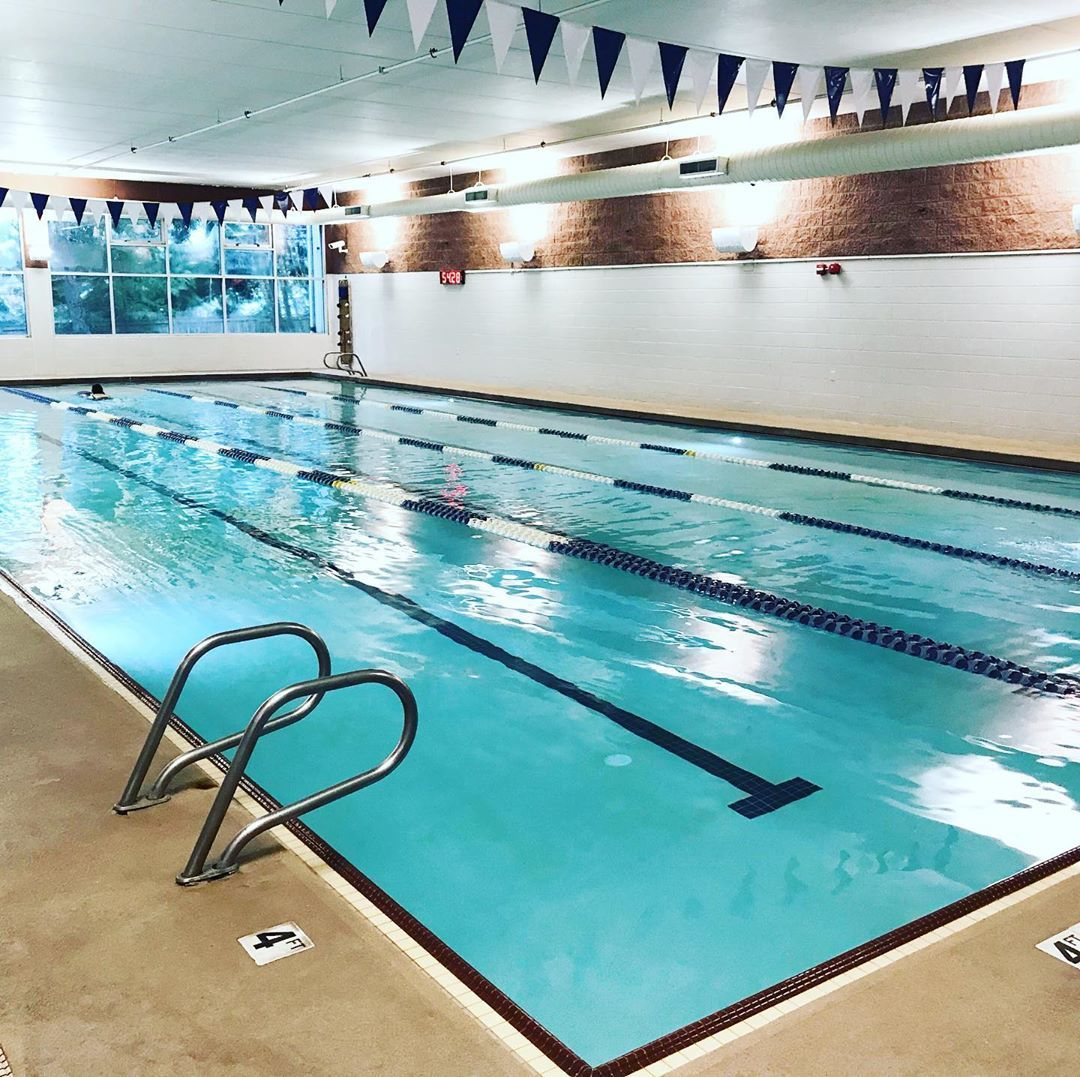 Columbia Athletic Clubs Pl On Instagram Swim Time In 2020 Swimming Pools Backyard Swimming Pools Inground Indoor Swimming Pools