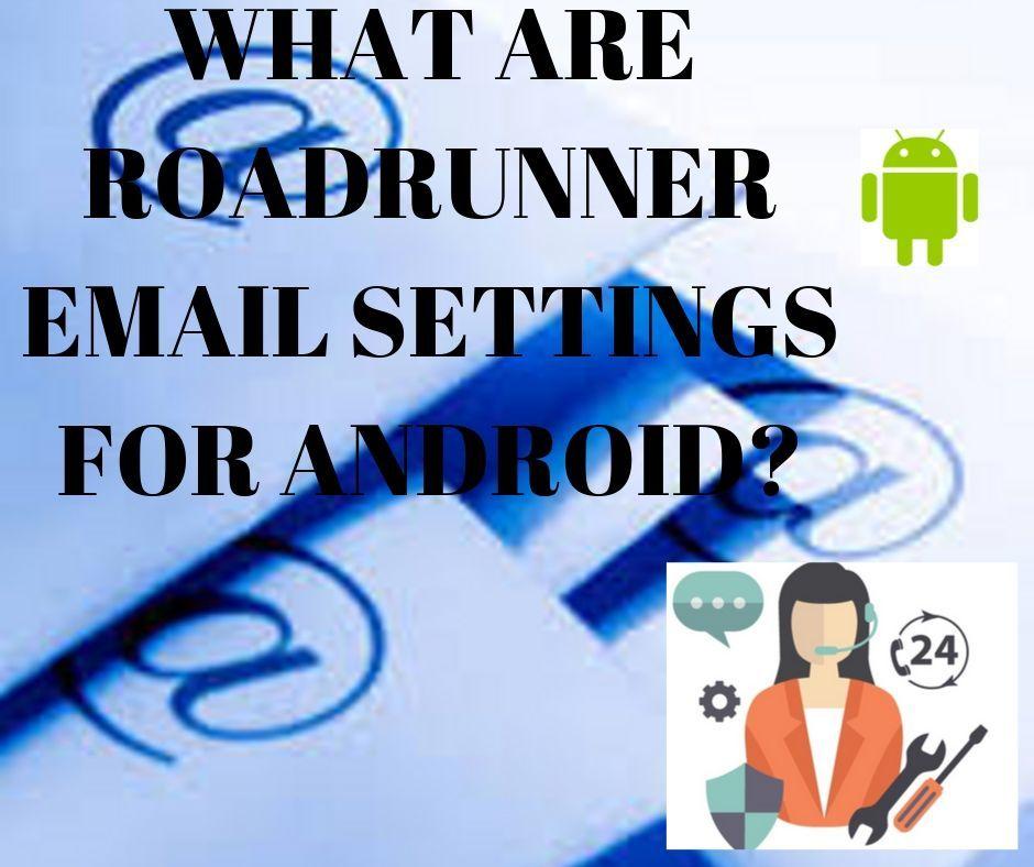 Roadrunner email settings 18558888325 configuring rr