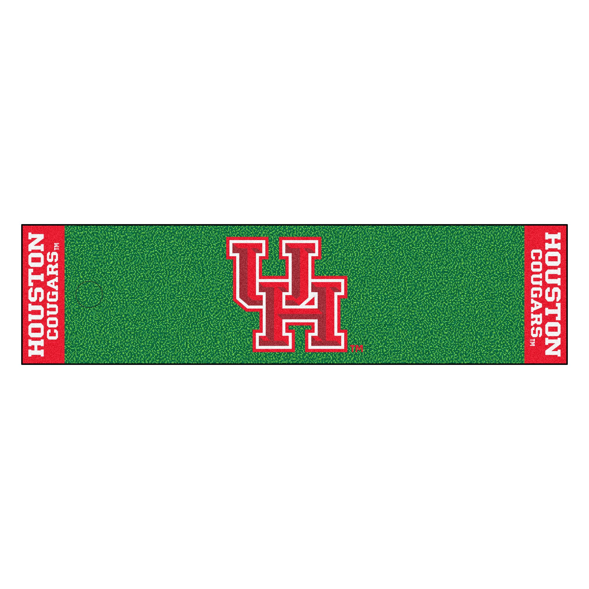 University of Houston Putting Green Mat - Officially licensed ...