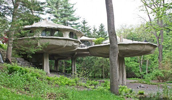 The Strangest Homes of 2011 - Yahoo Homes