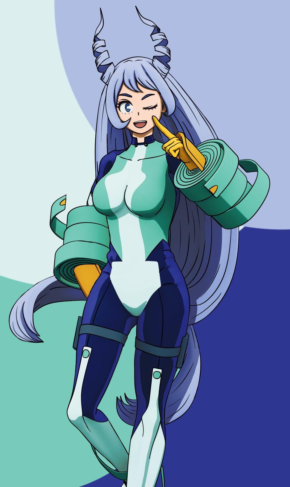 Pinterest en 2020 Nejire hadou, Anime mujer, Arte de anime