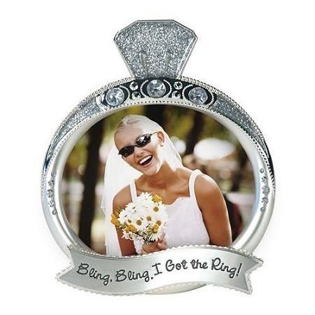 Malden Bling Bling Ring 4 Quot X 3 3 8 Quot Photo Frame Wedding Picture Frames Wedding Frames Bling