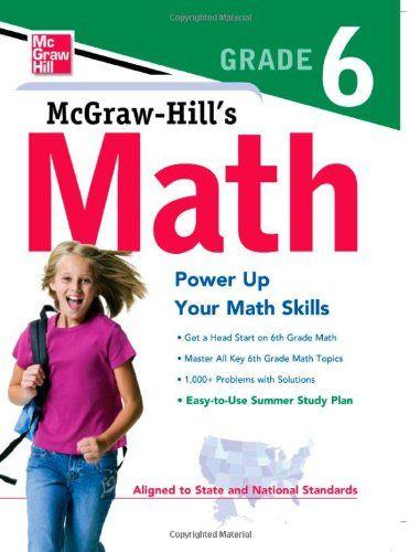 Mcgraw Hill S Math Grade 6 Mcgraw Hill Math Mcgraw Hill Education Math Skills