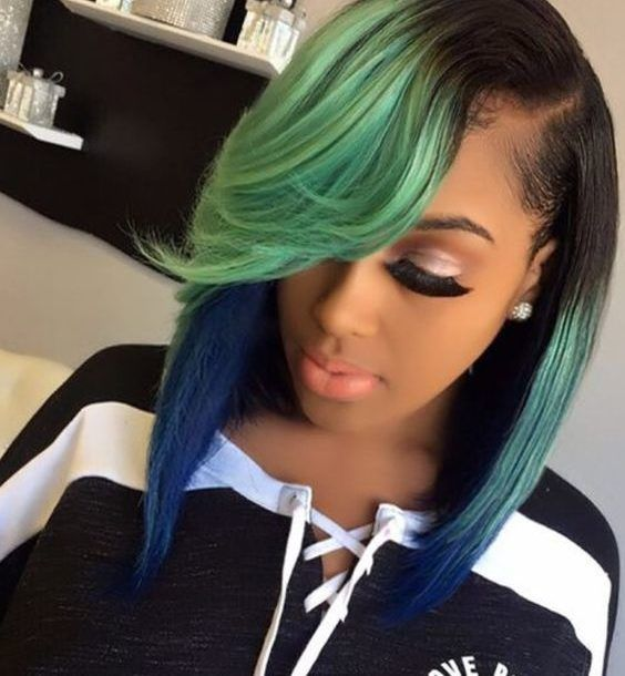 31 Weave Hairstyles For Summer 2018 Short And Long Sew In Weave