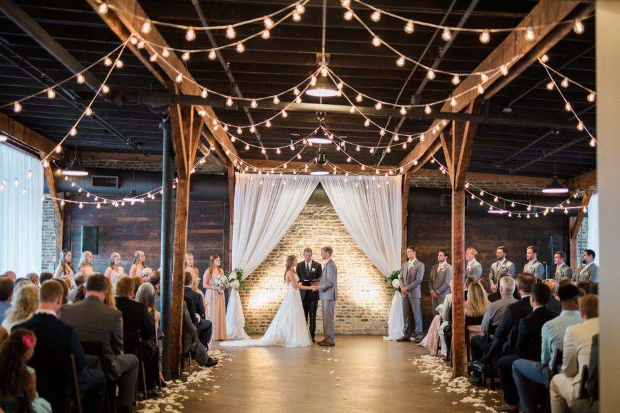 Jennifer + Paul Nashville wedding venues, Wedding venues
