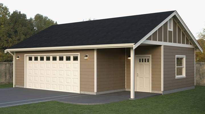 Garage w office 24 x 32 garage with office garage price for 24 x 32 pole barn plans