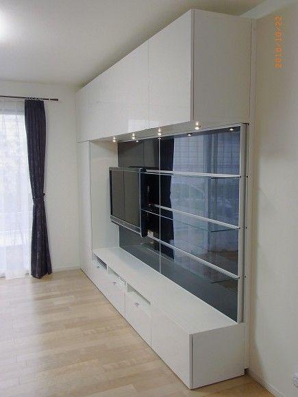 album 6 banc tv besta ikea panneau framsta r alisations clients tv wand pinterest. Black Bedroom Furniture Sets. Home Design Ideas