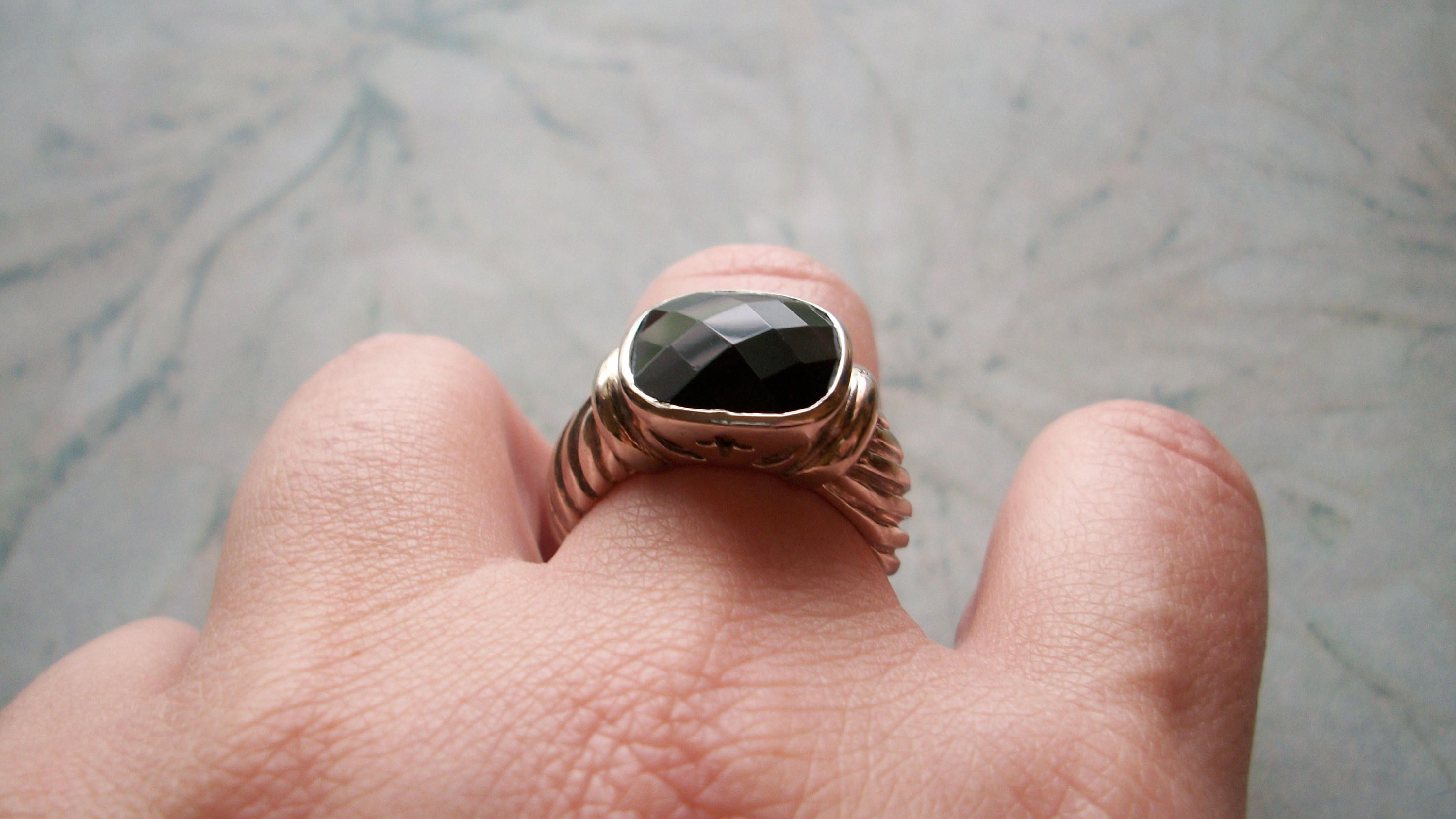 class black ring listing rings zoom southwestern vintage solid fullxfull onyx yellow gold il wedding