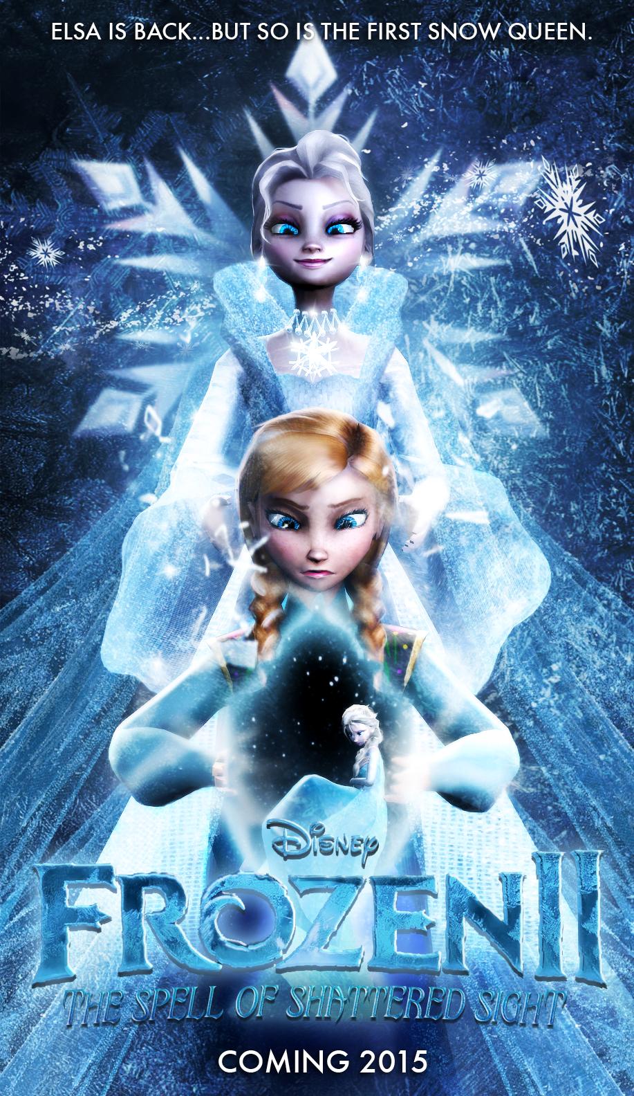 frozen 2 poster frozen photo 37897057 fanpop
